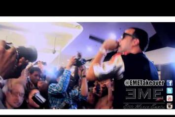 "French Montana Feat. Chinx Drugz ""Excuse My French Best Buy Album Release"" Video"