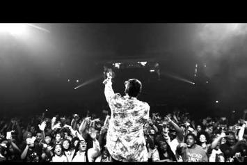"""Curren$y """"Mary (Live Video)"""" Video"""