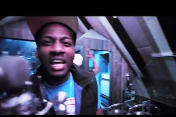 "DeStorm Feat. Talib Kweli ""F.A.K.E."" Video"