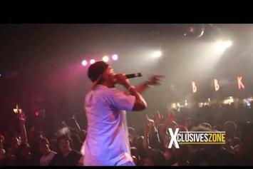 "Curren$y ""Brings Out Stalley & Smoke DZA At B.B. King's"" Video"