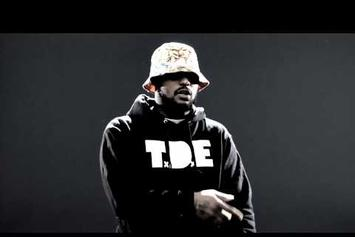 "Schoolboy Q ""XXL Freshmen Freestyle"" Video"