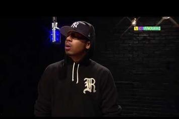 "Vado ""BET's The Backroom Freestyle"" Video"