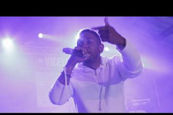 "Kendrick Lamar Feat. Jay Rock  ""Money Trees (Live)"" Video"