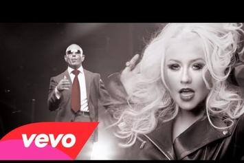 "Pitbull Feat. Christina Aguilera ""Feel This Moment"" Video"