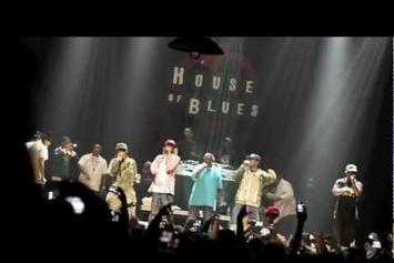 """Bone Thugs Feat. Chamillionaire """"Live At House Of Blues Houston"""" Video"""
