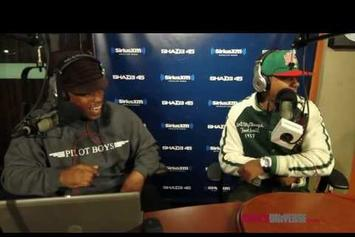 "Vado ""Performs On Sway In The Morning"" Video"