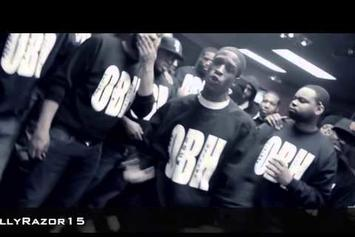 "Ar-Ab ""The OBH Cypher Pt. 1"" Video"