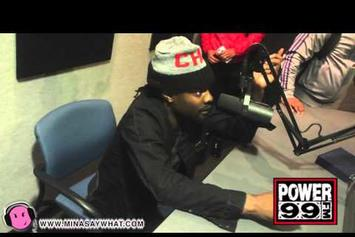 "Wale ""Talks Upcoming Projects"" Video"