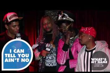 """Clyde Carson Feat. The Rej3ctz """"What's my Name: Episode 9 - """"Slow"""" Edition featuring Clyde Carson and The Rej3ctz"""" Video"""