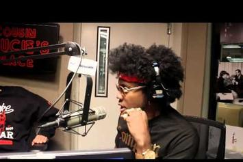 "Trinidad James ""Talks Groupies V. Ratchets"" Video"