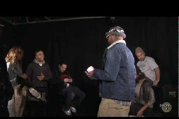 """Joe Budden """"Confronts Consequence At Hot 97"""" Video"""