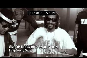 """Snoop Dogg Feat. Kendrick Lamar, YG, Kurupt, DJ QUICK, X to tha Z, and E-40 """"West Coast BET Cypher (Preview)"""" Video"""