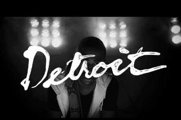 "Big Sean ""Announces ""Detroit"" Mixtape"" Video"