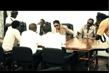 "Vybz Kartel Feat. Popcaan, Shawn Storm & Gaza Slim ""Empire Forever"" Video"