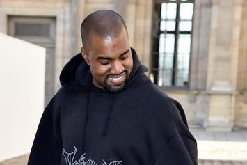 """Kanye West Premiered His """"All Day"""" Video In Paris [Update: Watch Footage Of The Full Video]"""