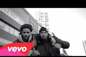 "Cozz Feat. J. Cole ""Don't Knock The Hustle (Remix)"" Video"