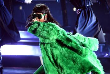 "Rihanna Crushed ""B**ch Better Have My Money"" At The iHeartRadio Music Awards"