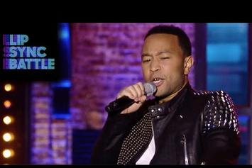 Common & John Legend Have A Lip Sync Battle