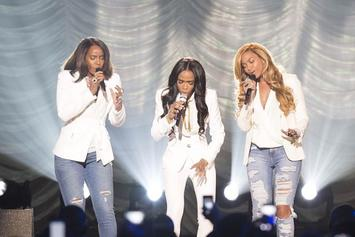 """Destiny's Child Performs """"Say Yes"""" At The 2015 Stellar Awards"""