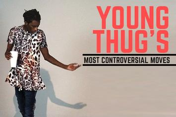 Young Thug's Most Controversial Moves