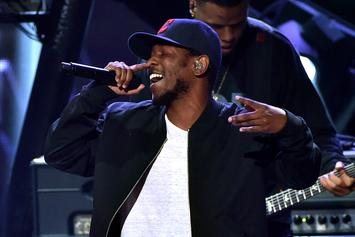 "Listen To Kendrick Lamar's Full Verse On Kanye West's ""All Day"" Remix"