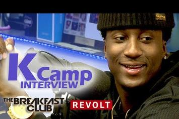 K Camp On The Breakfast Club