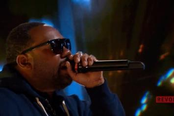 "Raekwon Debuts New Song ""Heated Nights"" On Revolt TV"