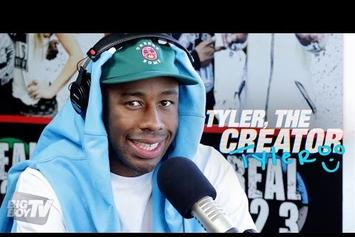 "Tyler, The Creator Talks Social Media, Coachella & ""Cherry Bomb""  With Big Boy"
