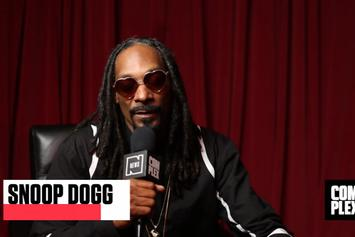 "Snoop Dogg Explains Lack Of Rapping On Upcoming album, ""Bush""."