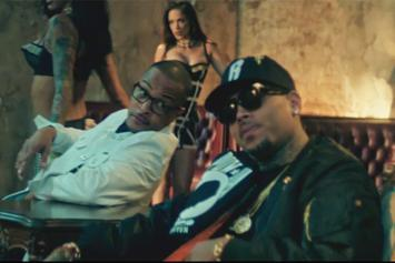 """T.I. Feat. Chris Brown """"Private Show"""" Video"""