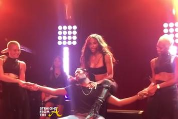 A Ciara Lapdance Goes Very Wrong