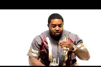 "Watch Lil Scrappy Review 50 Cent's ""Effen Vodka"""