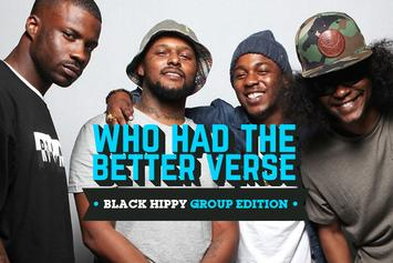 Who Had The Better Verse: Black Hippy (Group Edition)
