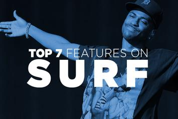 """Top 7 Features On """"SURF"""""""