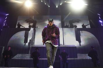 """Chris Brown Announces """"One Hell Of A Nite"""" Tour With Fetty Wap, Kid Ink, Omarion & Teyana Taylor"""