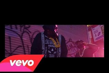 "Trae Tha Truth Feat. Rick Ross ""I Don't Give A Fuck"" Video"