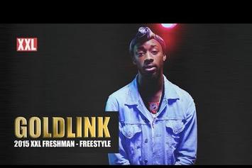 GoldLink's XXL Freshmen Freestyle & Profile