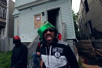"""Redman Feat. Mr. Yellow """"Somebody Got Robbed"""" Video"""