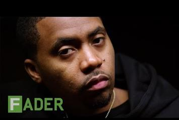"Nas ""Obey Your Thirst"" Documentary"