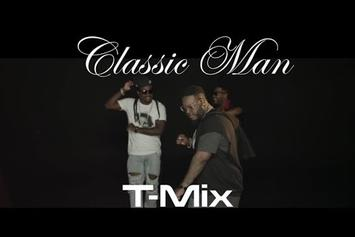 """T-Pain Feat. Vantrease, Young Ca$h """"Classic Man (Remix)"""" Video"""