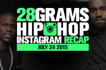 28 Grams: Hip Hop Instagram Recap (July 18-24)