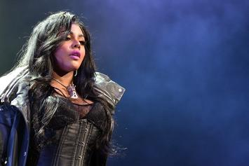 Lil Kim Files Domestic Violence Lawsuit Against Ex-Boyfriend