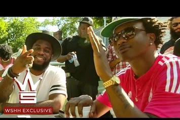 "Scotty ATL Feat. Big K.R.I.T., London Jae & Gold Griffith ""Keith Sweat"" Video"