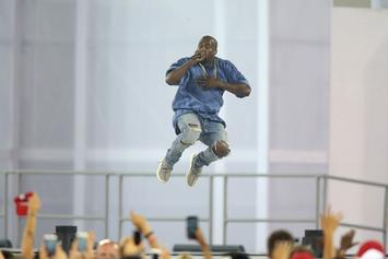 "Kanye West Reportedly Played His New Album ""On Repeat"" In Toronto"