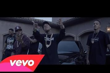 "Tyga Feat. A.E ""Don't C Me Comin"" Video"
