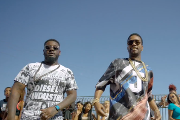 """T-Pain Feat. Juicy J """"Make That Shit Work"""" Video"""