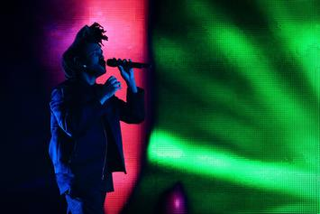 """First Week Sales Projections For The Weeknd's """"Beauty Behind The Madness"""""""