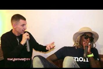 Young Thug Does A Wild Interview With Tim Westwood