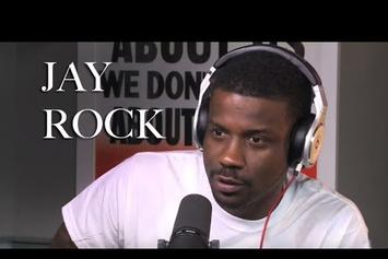Jay Rock On Real Late With Peter Rosenberg