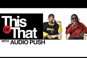 """Audio Push Play """"This Or That"""""""
